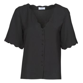 Oblačila Ženske Topi & Bluze Betty London NOISIE Črna