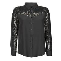 Oblačila Ženske Srajce & Bluze Moony Mood NEXXI Črna