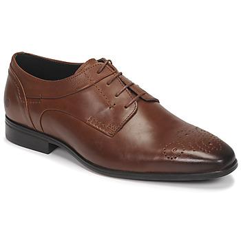 Čevlji  Moški Čevlji Derby Carlington NANDY Kostanjeva