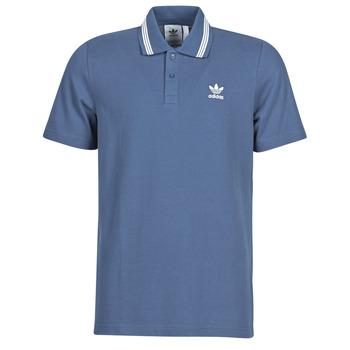 Oblačila Moški Polo majice kratki rokavi adidas Originals PIQUE POLO Modra