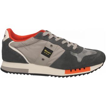Čevlji  Moški Nizke superge Blauer QUEENS01 grey