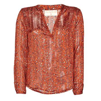 Oblačila Ženske Topi & Bluze Moony Mood NOUM Rouille