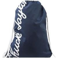 Torbice Ženske Športne torbe Converse Cinch Mornarsko modra