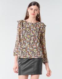 Oblačila Ženske Topi & Bluze Betty London NELIA Črna / Večbarvna