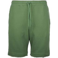Oblačila Moški Kratke hlače & Bermuda Antony Morato  Zelena