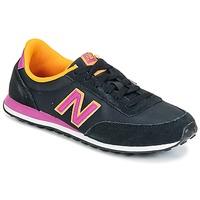 Čevlji  Ženske Nizke superge New Balance WL410 Črna