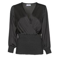 Oblačila Ženske Topi & Bluze Betty London NAUSSE Črna
