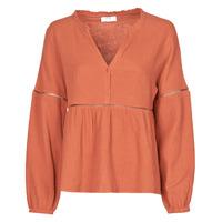 Oblačila Ženske Topi & Bluze Betty London NASSE Rouille