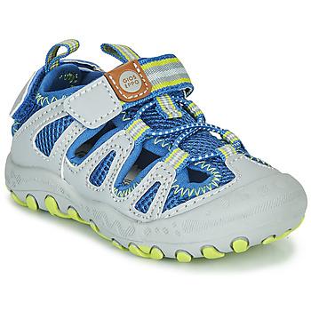 Čevlji  Otroci Športni sandali Gioseppo MEXICALI Siva / Modra
