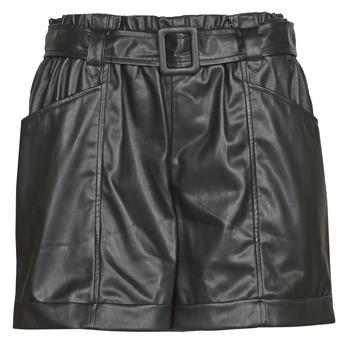 Oblačila Ženske Kratke hlače & Bermuda Liu Jo WF0104-E0392 Črna