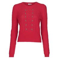 Oblačila Ženske Puloverji Liu Jo MF0156-MA88J Rdeča
