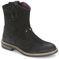 Čevlji  Deklice Polškornji Mod'8 NOLA Črna