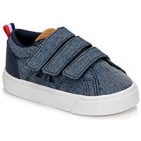 Čevlji  Otroci Nizke superge Le Coq Sportif VERDON CLASSIC Modra