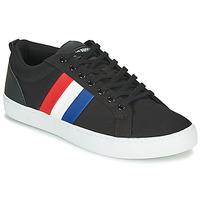 Čevlji  Moški Nizke superge Le Coq Sportif VERDON CLASSIC FLAG Črna