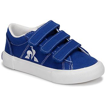 Čevlji  Otroci Nizke superge Le Coq Sportif VERDON PLUS Modra