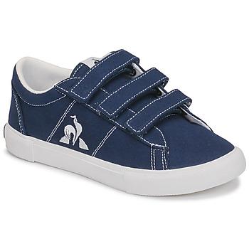 Čevlji  Otroci Nizke superge Le Coq Sportif VERDON PLUS PS Modra