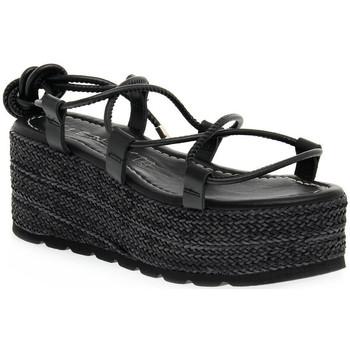 Čevlji  Ženske Sandali & Odprti čevlji Vienty NOX NERO Nero