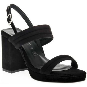Čevlji  Ženske Sandali & Odprti čevlji Vienty NERO JIM Nero