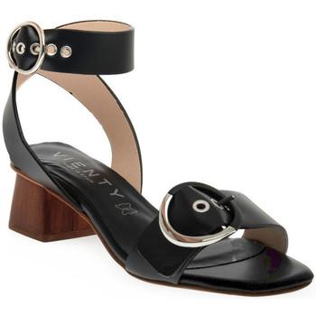 Čevlji  Ženske Sandali & Odprti čevlji Vienty JIMENA Nero