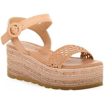 Čevlji  Ženske Sandali & Odprti čevlji Vienty KEA ALAGUITA Nero