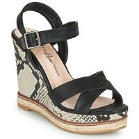 Čevlji  Ženske Sandali & Odprti čevlji Xti  Črna