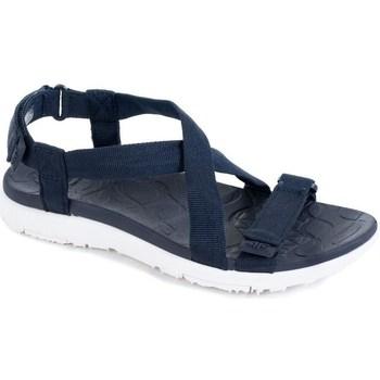 Čevlji  Ženske Sandali & Odprti čevlji 4F H4L20 SAD002 Granat Mornarsko modra