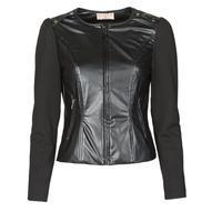 Oblačila Ženske Jakne & Blazerji Moony Mood NAMOUR Črna