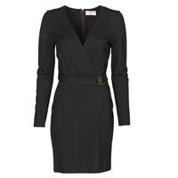 Oblačila Ženske Kratke obleke Moony Mood NAMITIE Črna