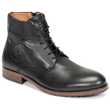 Čevlji  Moški Polškornji Kost DROME Črna