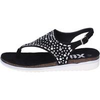 Čevlji  Ženske Sandali & Odprti čevlji Xti Sandale BM888 Črna