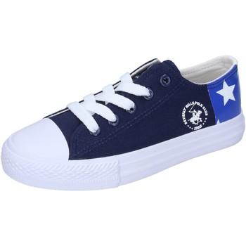 Čevlji  Dečki Nizke superge Beverly Hills Polo Club sneakers tela Blu