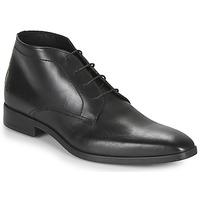 Čevlji  Moški Polškornji Carlington NOMINAL Črna