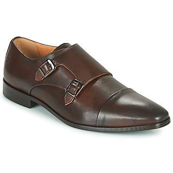 Čevlji  Moški Čevlji Derby Carlington NOMINUS Kostanjeva