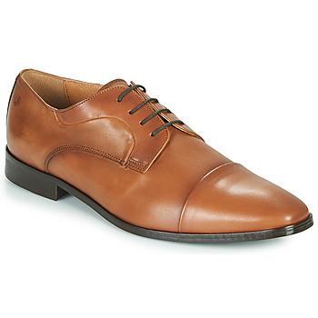 Čevlji  Moški Čevlji Derby Carlington NOMINEM Kamel