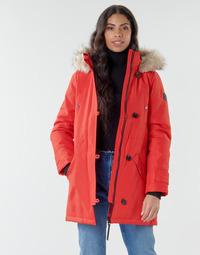 Oblačila Ženske Parke Vero Moda VMEXPEDITION Rdeča
