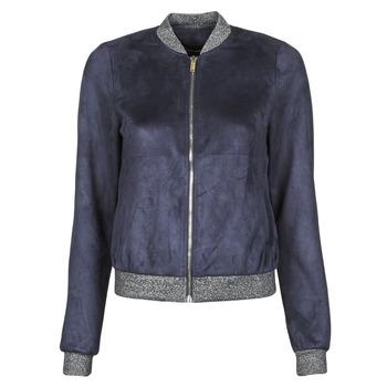 Oblačila Ženske Usnjene jakne & Sintetične jakne Vero Moda VMSUMMERELISA Modra