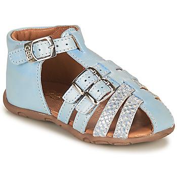 Čevlji  Deklice Sandali & Odprti čevlji GBB RIVIERA Modra