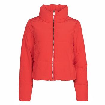 Oblačila Ženske Puhovke Only ONLDOLLY Rdeča