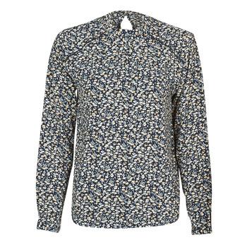 Oblačila Ženske Topi & Bluze Only ONLNEW MALLORY Modra