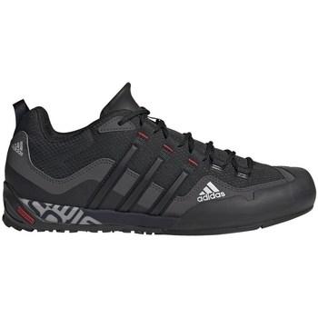 Čevlji  Moški Tek & Trail adidas Originals Terrex Swift Solo Črna