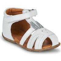 Čevlji  Deklice Sandali & Odprti čevlji GBB FADIA Bela