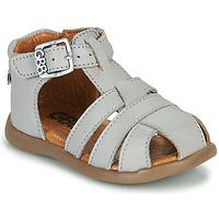 Čevlji  Dečki Sandali & Odprti čevlji GBB FARIGOU Vte / Siva / Dpf / Cric