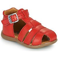Čevlji  Dečki Sandali & Odprti čevlji GBB FARIGOU Vte / Rdeča / Dpf / Cric