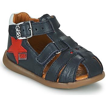 Čevlji  Dečki Sandali & Odprti čevlji GBB GARDOU Modra