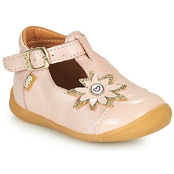 Čevlji  Deklice Balerinke GBB EFIRA Rožnata