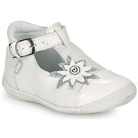 Čevlji  Deklice Balerinke GBB EFIRA Bela