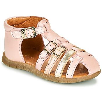 Čevlji  Deklice Sandali & Odprti čevlji GBB PERLE Rožnata