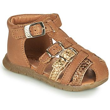 Čevlji  Deklice Sandali & Odprti čevlji GBB PERLE Kostanjeva