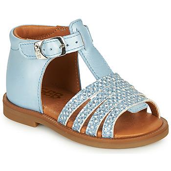 Čevlji  Deklice Sandali & Odprti čevlji GBB ATECA Modra