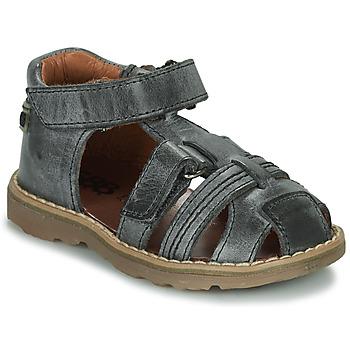 Čevlji  Dečki Sandali & Odprti čevlji GBB SEVILLOU Siva